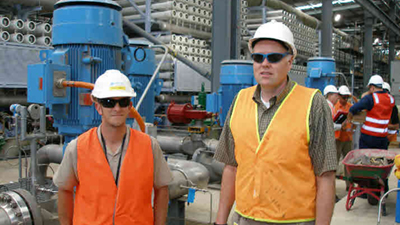 Desalination Ecotox