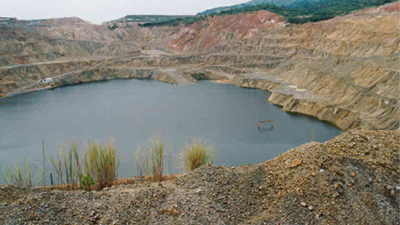 Mine Pit Lakes Capability Focus