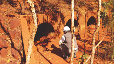 Mining - Monitoring and Impact Assessment